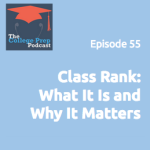 Class Rank: What It Is and Why It Matters