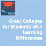 Great Colleges for Students with Learning Differences